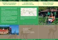 können Sie unseren Hausprospekt als PDF-Datei - Ferienhaus im ...