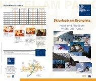 Skiurlaub am Kronplatz - Hotel am Park