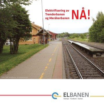 Elektrifisering av Trønderbanen og Meråkerbanen