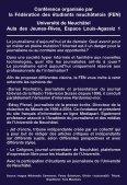 d'aujourd'hui - Université de Neuchâtel - Page 2