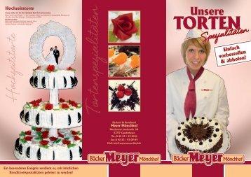 unser Tortenbuch