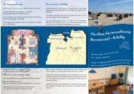 PDF Info-Flyer - Ferienwohnung Horumersiel - Nordsee