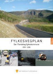 Fylkesvegplan 2013-2016.pdf - Sør-Trøndelag fylkeskommune