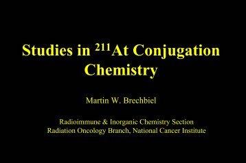 Studies in At Conjugation Chemistry