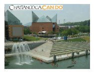 CHATTANOOGA CAN DO - Chattanooga Area Chamber of Commerce