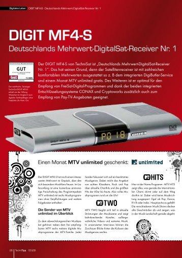 DIGIT MF4-S