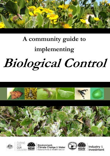 A Community Guide to Implementing Biological ... - Weeds Australia