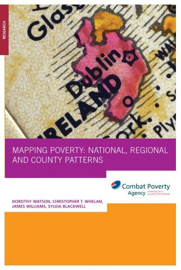 Mapping Poverty - Combat Poverty Agency
