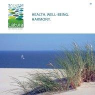 health. well-being. harmony. - Latvian Tourism Development Agency
