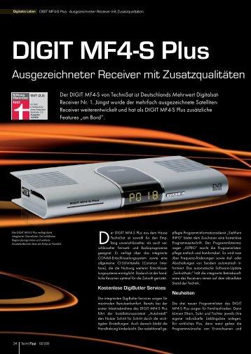 DIGIT MF4-S Plus