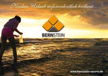 BERNSTEIN BERNSTEIN - NORDSEE APPARTEMENT ...