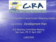 Assets Development Plan - CaRA - UPRM