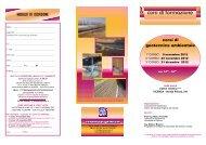 corsi geotecnica ambientale 2012 - Ordine dei Geologi Regione del ...