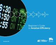 Download The Beginner's Guide to Aviation Efficiency - Enviro.aero