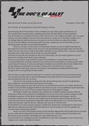 Nieuwsbrief 5a - SADS