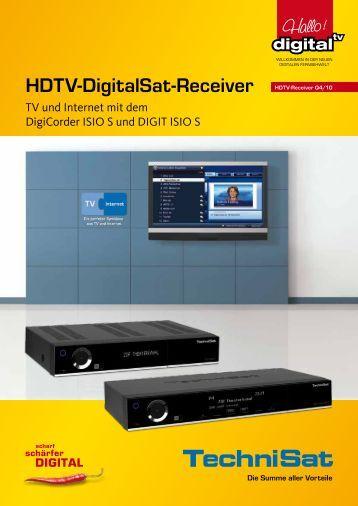 HDTV-DigitalSat-Receiver