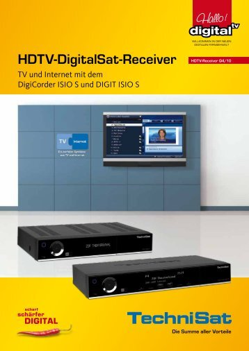 HDTV-DigitalSat-Receiver