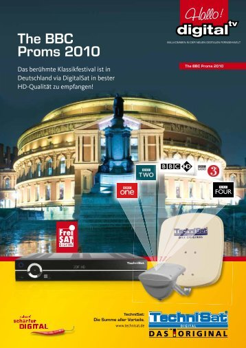 The BBC Proms  2010