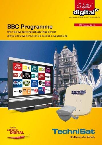 BBC Programme
