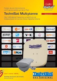 TechniSat Multytenne