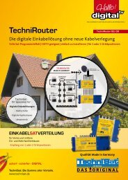 TechniRouter