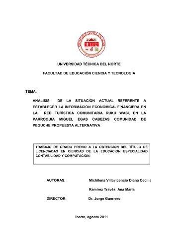 FECYT TESIS.pdf - Repositorio UTN