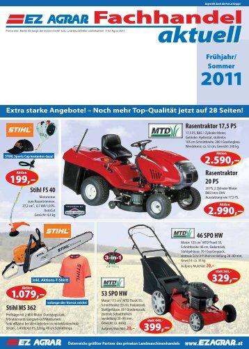 Fachhandel Aktuell Frühling/Sommer 2011