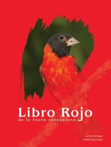 II. Libro Rojo de la Fauna Venezolana - CAR-SPAW-RAC