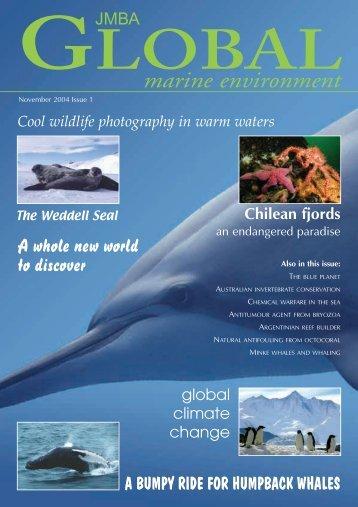 JMBA Global Marine Environment - Marine Biological Association