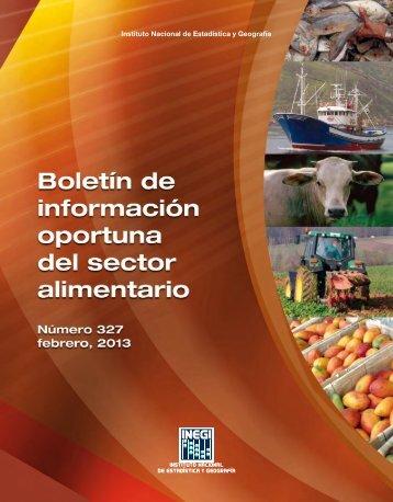 BoletinAlimentarioFeb13 - Financiera Rural