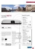 Televiziune digitală de la TechniSat - Page 5