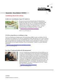 Newsletter 05/2012 - Berufskolleg Bonn-Duisdorf