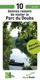 10 bonnes raisons de visiter le Parc du Doubs - Neuchâtel tourisme
