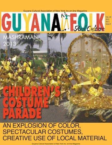download gca february magazine - Guyanese Online