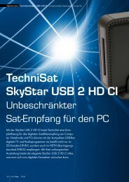 TechniSat SkyStar USB 2 HD CI