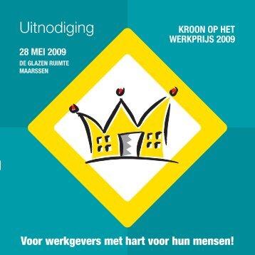 Uitnodiging Kroon op het werk_digitaal.pdf - RIE.nl