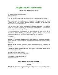DECRETO SUPREMO Nº 16-94-JUS - Colegio de Notarios de Lima