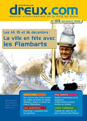 decembre 2012 - Dreux.com
