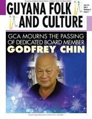 gca january 2012 newsletter - Guyanese Online