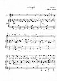 Shrek – Hallelujah – Leonard Cohen