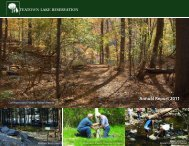 Annual Report 2011 - Teatown Lake Reservation