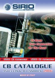 CB Antenna Catalog - CB Tricks