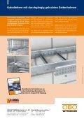 OBO Kabelleiter-Systeme - Seite 2