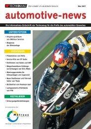 Auto-News 2/2007 de - Technomag AG