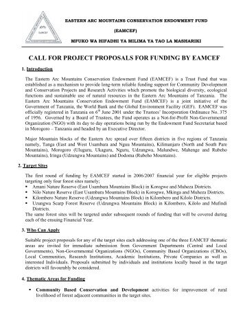 2nd Call Rail Project Proposals Under Preparation
