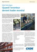 ASSISTER APPROVISIONNER RECYCLER - Technomag AG - Page 6