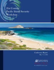 Pacific-Island-Security-Workshop-Report