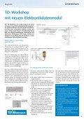 UNTERSTÃœTZEN VERSORGEN REZYKLIEREN - Technomag AG - Seite 5