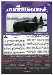 October 12 - Barrow Submariners Association