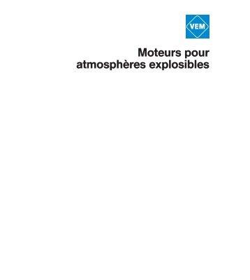 Catalogue moteur Vem anti-déflagrants et zone Silo - MIDI Bobinage